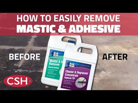 How To Easily Remove Mastic & Adhesive - Quick Tips from Tiff #9