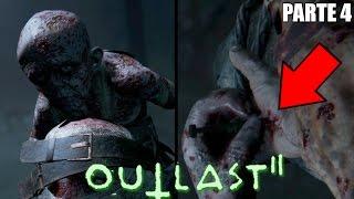 Outlast 2 - Parte 4 - MI HANNO CROCIFISSO!! (Scena Violenta)