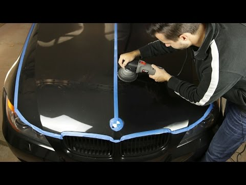 How to Remove Swirls FULL PAINT CORRECTION
