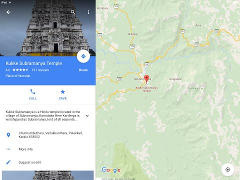 Google Map Offline: How to Save, download on iOS and reuse it