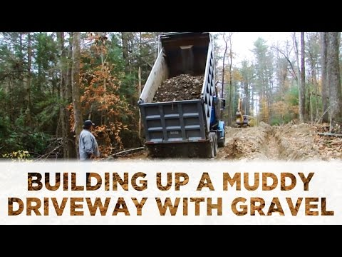 Building a Gravel Road