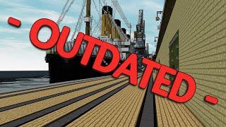 Minecraft - Southampton Docks 1912