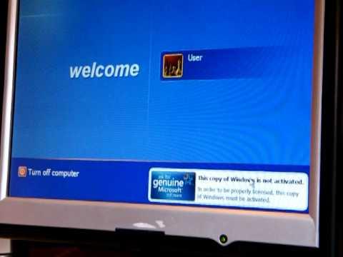 Infinate Windows Genuine Activation Loop