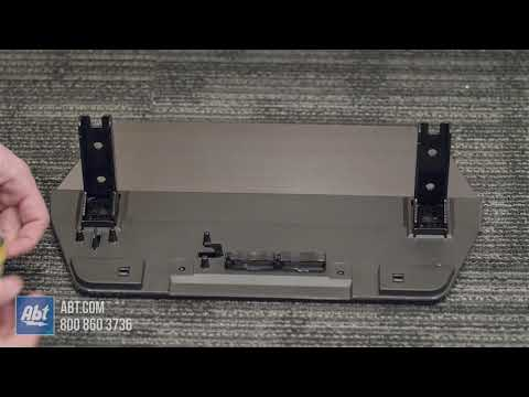 How To: Assemble And Install Sony A8F OLED Stand