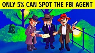 Can You Pass This FBI Special Agent Test? Cool Riddles With Answers