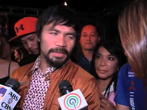 Pacquiao hosts 'Biggest Loser' weight loss challenge