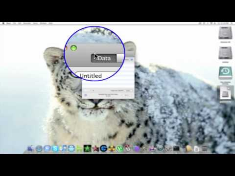 How To: Burn an iso to a CD or DVD on Mac HD