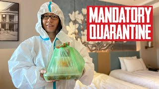 How does Quarantine Work in China | Food, Price, Room Tour | Travel Vlog