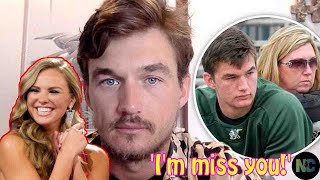 'I'm miss you!' Tyler Cameron regrets as confronting his mother Andrea, to dating Hannah Brown