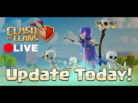 UPDATE TODAY CLASH OF CLANS