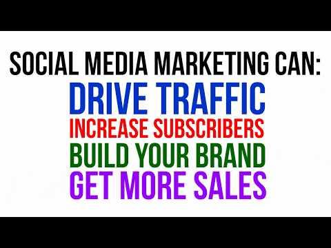 Social Media Marketing Video Tutorial - Social Media Marketing Classes Online