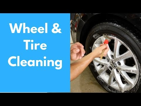 How To Clean Wheels and Tires - R3 Auto Detailing