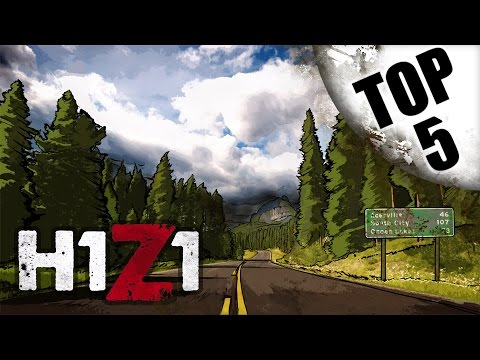 My Top 5 Location Suggestions For H1Z1
