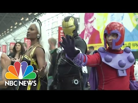 New York Comic Con 2014: By The Numbers | NBC News