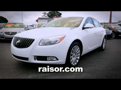 Be A Winner At Mike Raisor Buick - Lease with No Money Down