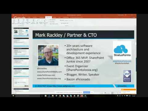 SharePoint Power Hour: Power Users intro to jQuery