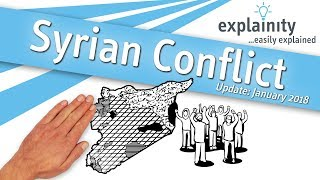 Syrian Conflict easily explained (explainity® explainer video)