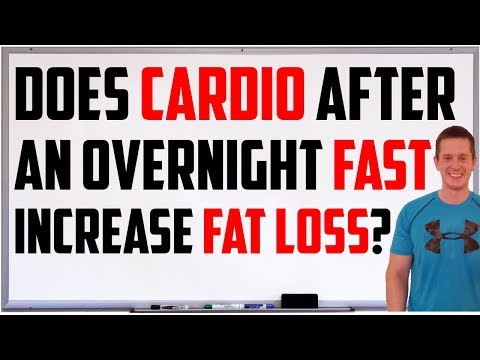 Does Cardio After an Overnight Fast Maximize Fat Loss?
