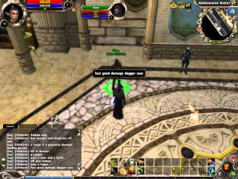 Runes of Magic - Secondary Classes