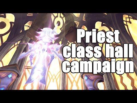 World of Warcraft Legion Quest - Runes of Rending