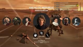 Star Wars Battlefront 2 EA Hero Concepts - Clone Wars