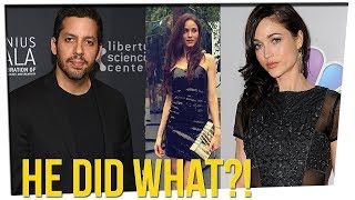 Supermodel Accuses David Blaine Of WHAT?! ft. Gina Darling & DavidSoComedy