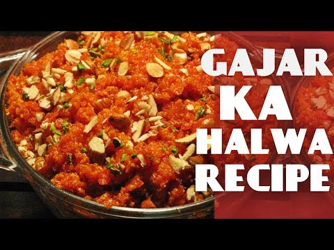 Gajar Ka Halwa Recipe By Chef Food | Carrot Halwa Simple And Delicious