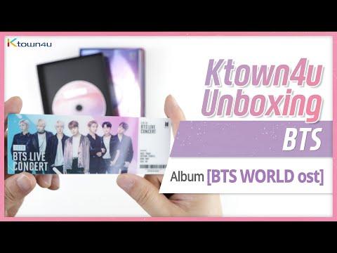 Unboxing Bts World Ost Album MP3, Video MP4 & 3GP - WapIndia Eu Org