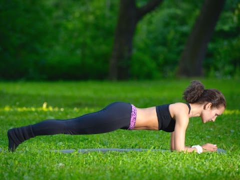 Things That Will Happen To Your Body If You Do Planking Every Day | planking abs  |  For beginners