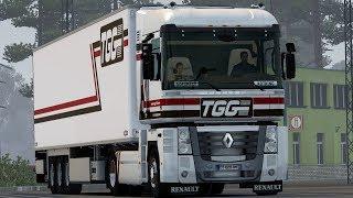 ETS 2 1 27 ProMods 2 16 Renault Magnum Clermont-Ferrand