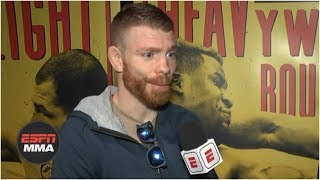 Paul Felder says he'll 'put on a show' no matter what the outcome is | UFC Fight Night: Phoenix