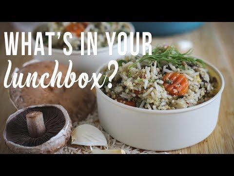 QUINOA, RICE & VEGETABLE SPRING SALAD RECIPE │ Mi Terruño Food