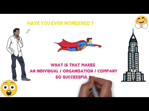 What makes one successful ? || Start with Why Animated