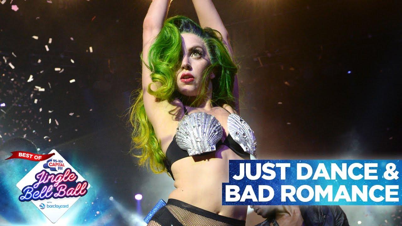 Lady Gaga - Just Dance & Bad Romance (Best Of Capital's Jingle Bell Ball)   Capital