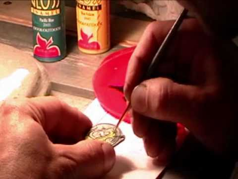 Make your own dog tag