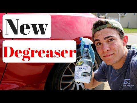 Best Degreaser For Car Tires: ZEP Degreaser Review