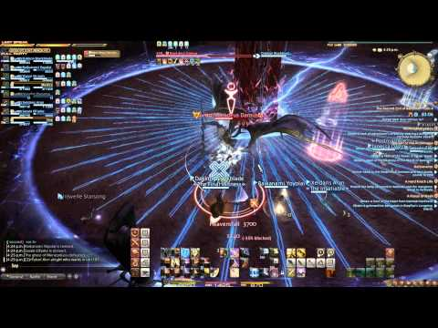 FFXIV ARR - The Second Coil of Bahamut - Turn 4 - Nael deus Darnus - Sell Party
