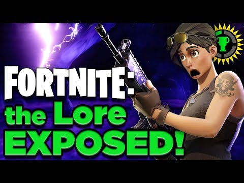 Game Theory: Did I Find Fortnite's SECRET Lore? (Fortnite Battle Royale)