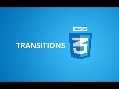 CSS3 Transitions - Basic Understanding Tutorial - How to Use