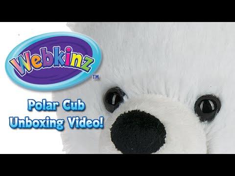 Webkinz Polar Cub Unboxing - NEW Pet February 2016!