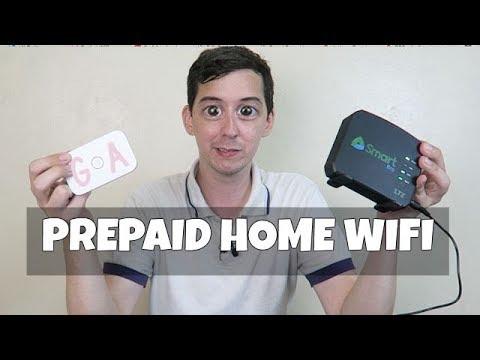 Smart Prepaid Home WIFI LTE