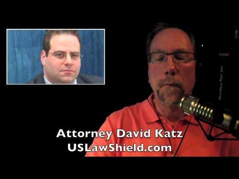David Katz explains carrying guns to another state