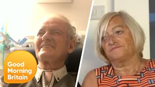 Grandfather Survived Coronavirus after a Month in a Coma | Good Morning Britain