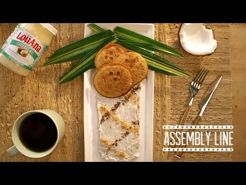 Coconut Pancakes ... Coconuts!  | Assembly Line