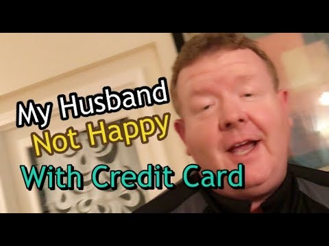 I Feel Guilty Spending My Husband Credit Card