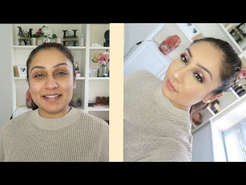 Get ready with me Everyday glam fresh look 90% drugstore makeup