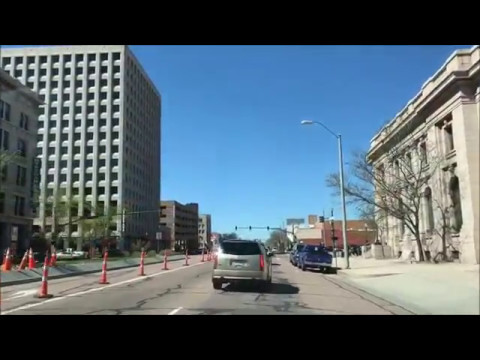 Colorado Springs to Cripple Creek Drive May 2017