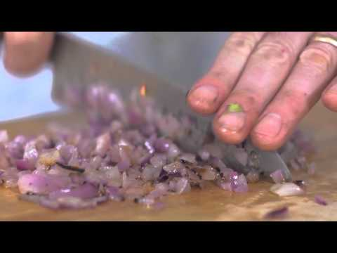 Tasting Party Recipes: How to Make Shrimp Ceviche, with Joey Altman | Pottery Barn