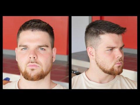 Men's Short Haircut Tutorial - Ryan Reynolds - TheSalonGuy