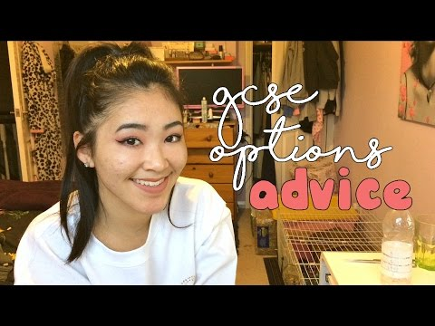GCSE Options Choosing/Picking TIPS & ADVICE from an A-level student!